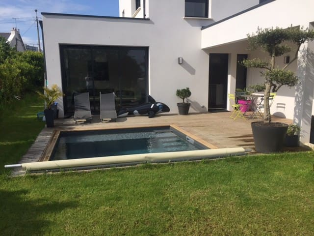 Maison brest location - Brest - House