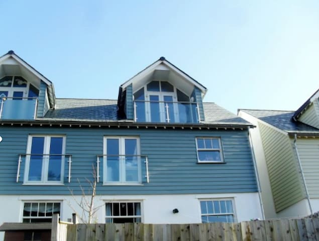 Seaside Family Friendly House - Torpoint - Casa