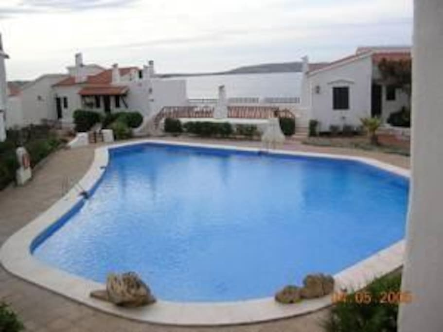 Apartamento fornells menorca apartments for rent in fornells balearic islands spain - Apartamentos california menorca ...