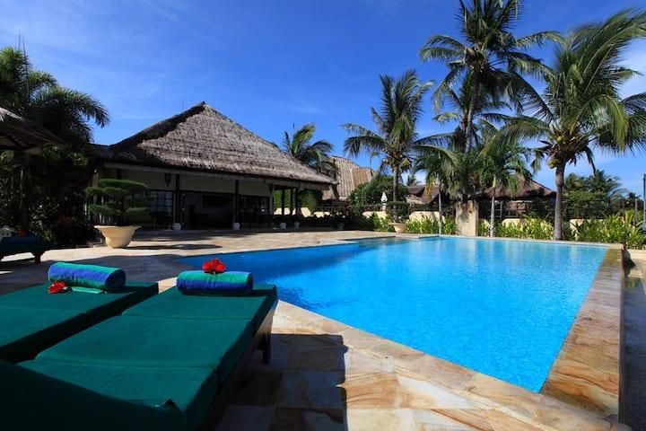 Villa Bunga Melati Luxury Private beachfront villa