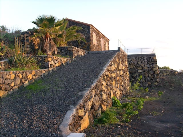 SUNNY COTTAGE IN THE SOUTH - Fuencaliente de la Palma