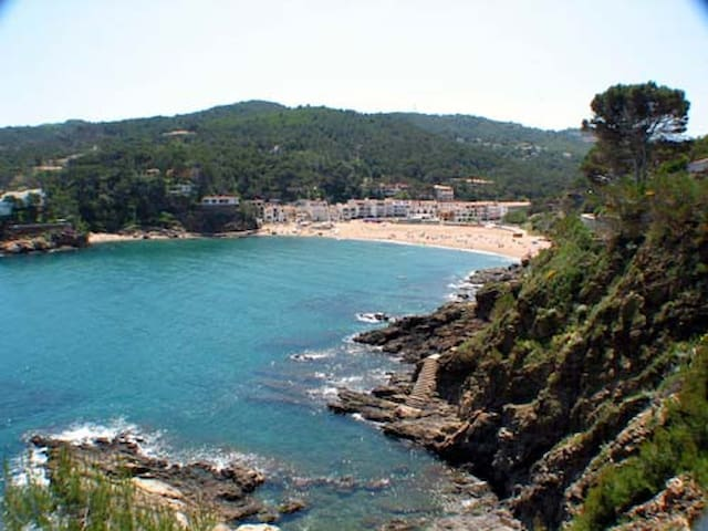 beautiful beach loft amazing views - Blanes - Loft
