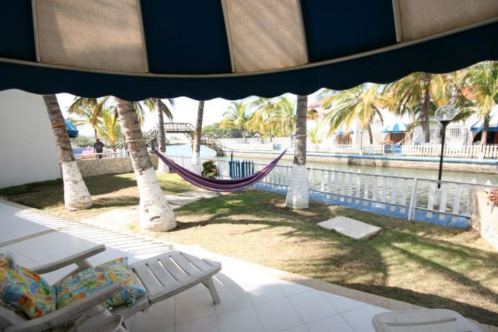 lagos del dulcino CASA 41 - Santa Marta (Distrito Turístico Cultural E Histórico) - Maison
