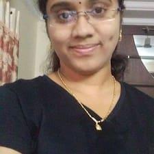 Lakshmi Venkata Anusha Brukerprofil
