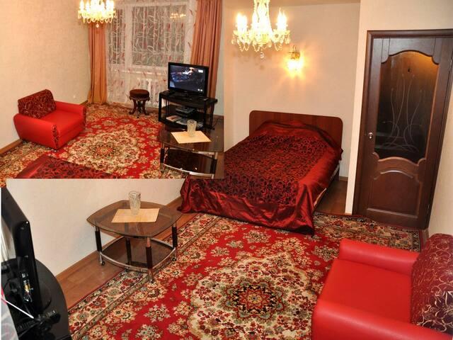 1-комнатная  квартира в центре - Saratov