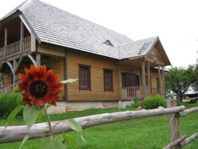 Усадьба на краю Налибокской Пущи - Воложинский р-н - Bed & Breakfast