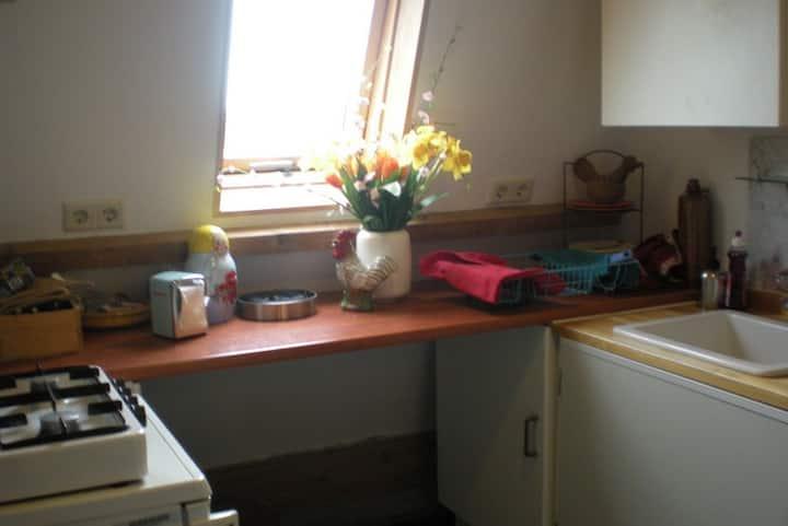 B+B Stadspark , with kitchen