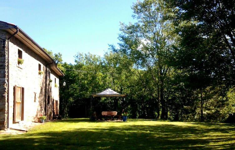 Anghiari country house with pool. - Anghiari - Casa