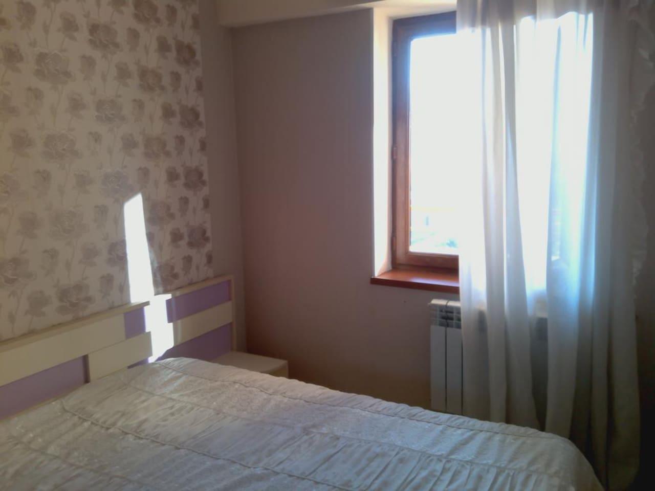 Уютная квартира в отеле Мори Плаза (Цахкадзор)