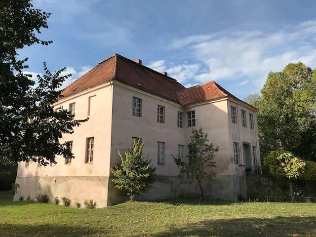 Übernachten im Schloss Schacksdorf