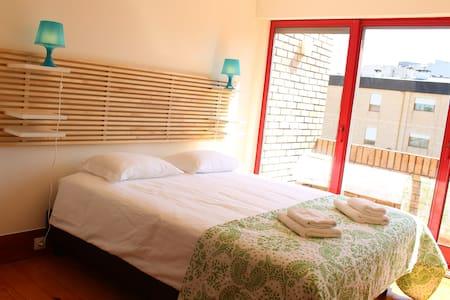 TPC - Concrete Paradise - Bloc 2.2 Suite w/Balcony - Senhora da Hora - House