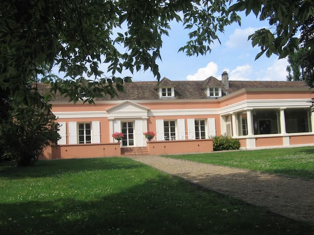 grand gite familiale ,Yvelines - Flexanville - Rumah