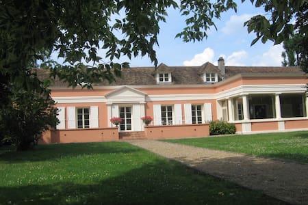 grand gite familiale ,Yvelines - Flexanville - Hus