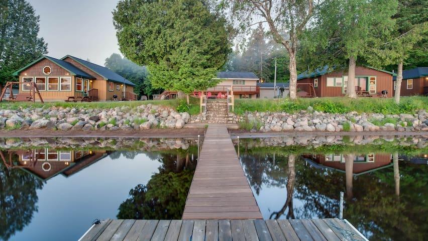 Lake House on Lake of the Falls