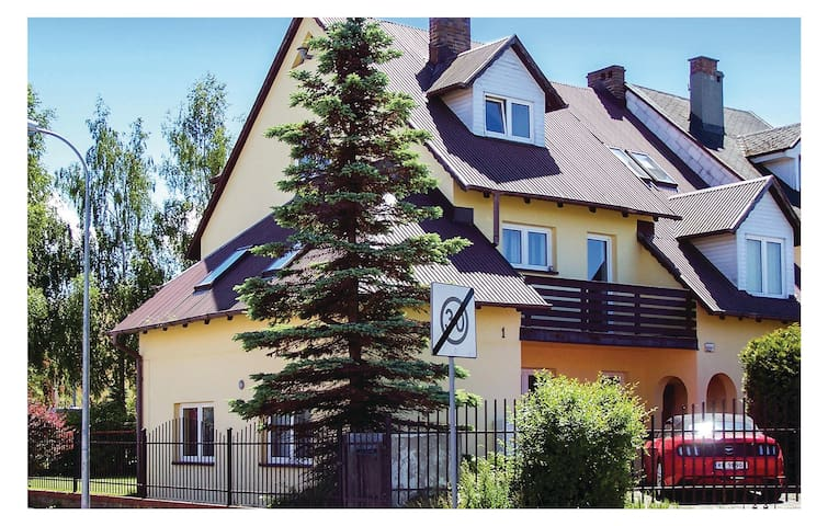 Holiday apartment with 1 bedroom on 56m² in Kolobrzeg