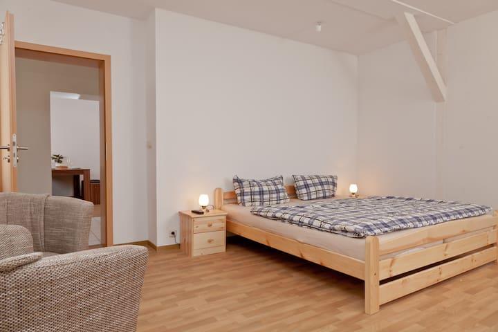 Gästewohnung in Greifswald - Greifswald - Wohnung