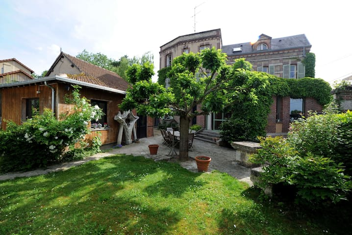 Charming Suite! City center-Parking - Chartres - Bed & Breakfast