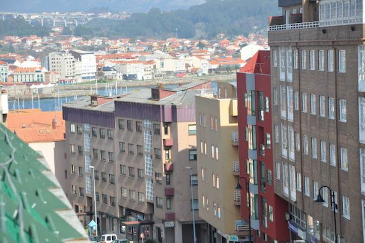 Atico con terraza en Cangas