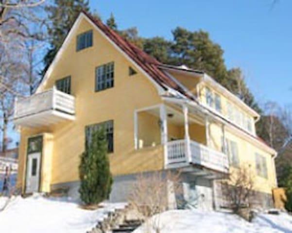 Villa Djursholm - Danderyd - Casa