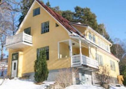 Villa Djursholm - Hus