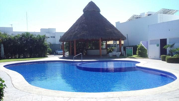 Casa cerca de las playas de Nuevo Vallarta