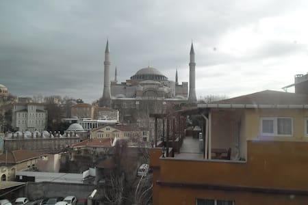 Violet Apartments Penthouse Double - Estambul