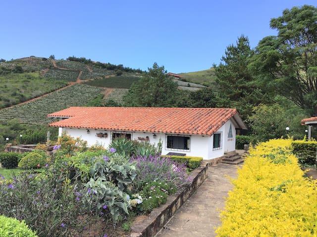 Cabaña 2 Quinta Piray