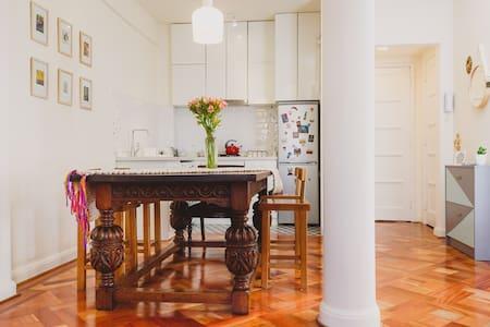 Room in Excellent Location  en Bellas Artes - Santiago