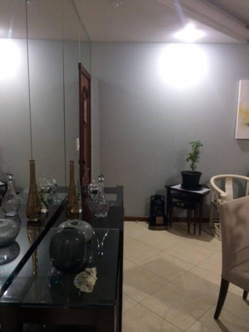 Entrada do apartamento - Sala