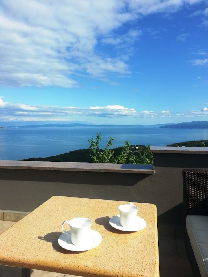 atmosfer of coffee break