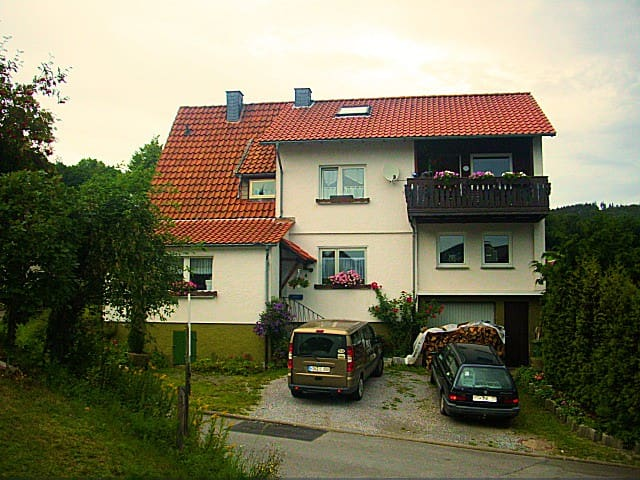 FeWo Haus Am Hemberg - Brilon - Appartement