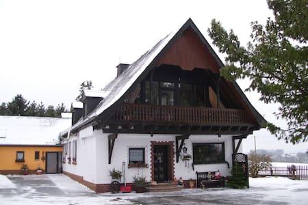 """Ferien auf dem """"Herzfenner Hof""""   - Auw bei Prüm"""