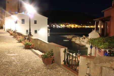 AMPIO MONOLOCALE SUL MARE - Marciana Marina
