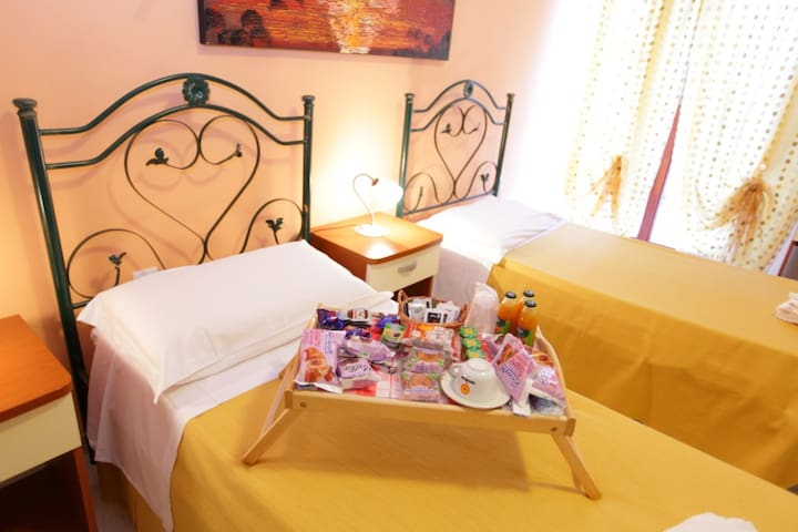 IL B&B L'ATTICO  - Catanzaro - Bed & Breakfast