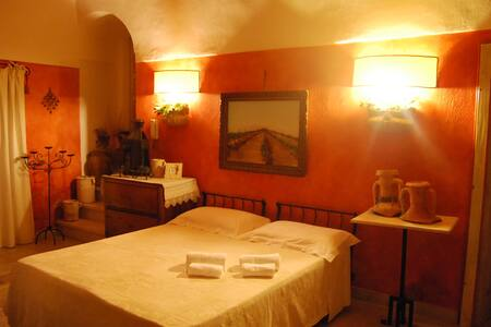 "B&B  in suite ""Tramonto"" x 4 p.a Rodi Garganico - Rodi - Bed & Breakfast"