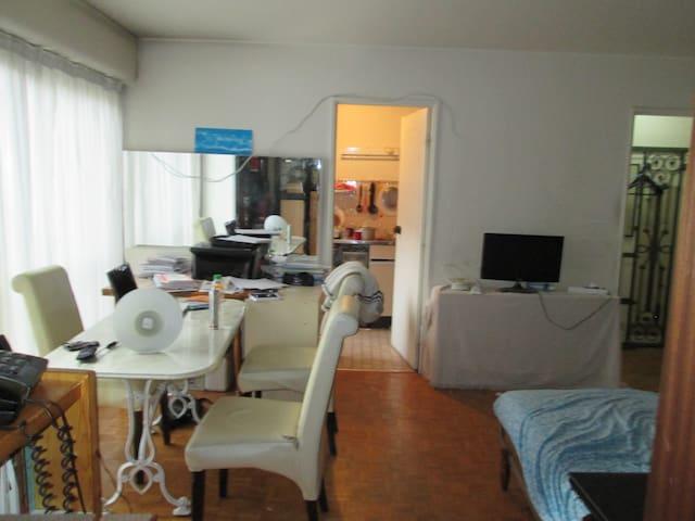 Grand studio 30 m2 . Flat  30 m2