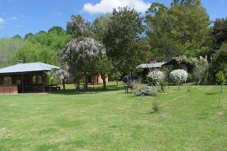 Casa de campo - Exaltación de la Cruz - Luontohotelli