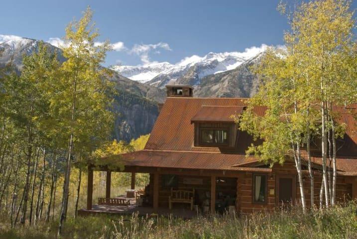 Private Mountain Hideway in Rockies