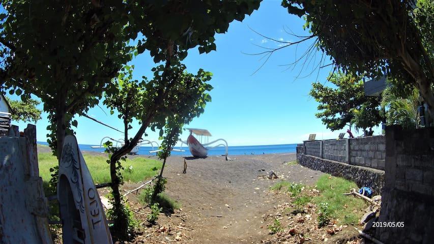 Pelangi Beach ,,JUNGLE ROOM''