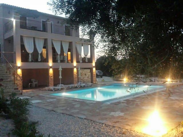 Villa Androniki Paxos
