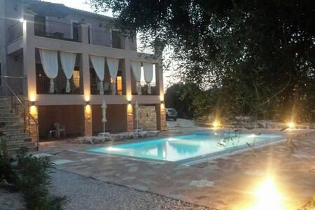 Villa Androniki Paxos - Dendiatika - Villa