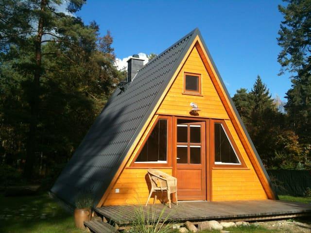 Ferienhäuschen im Grünen - Königs Wusterhausen - House
