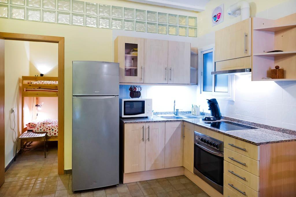 cocina office. vista 2