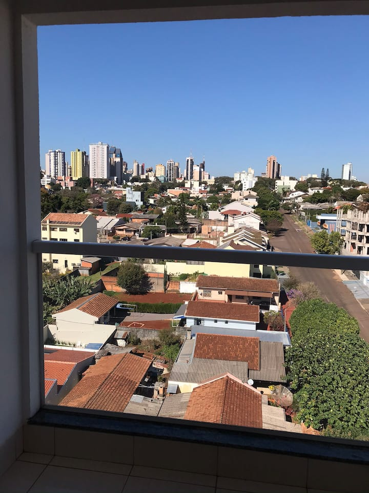 Apartamento Inteiro no centro Cascavel (exclusivo)