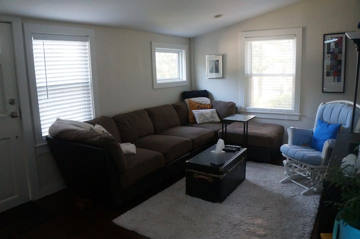 Quite Couch in Dedham - Dedham - Apartament