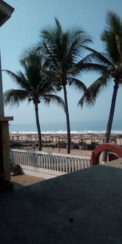 Casa El Faro Habitación2 Pie de la Cuesta Acapulco