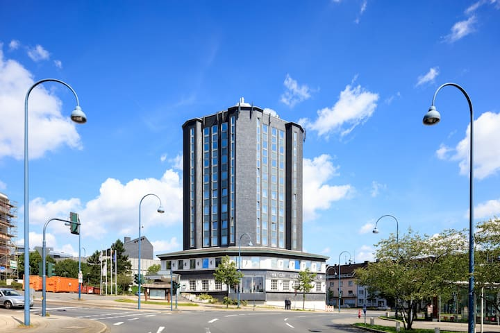 mk | hotel remscheid - Doppelzimmer Super King