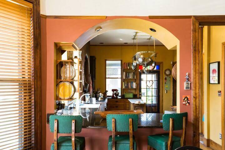 World class kitchen