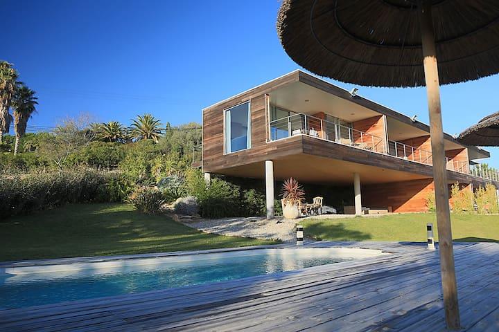 Superbe T2 avec piscine et vue mer - Grosseto-Prugna - 公寓