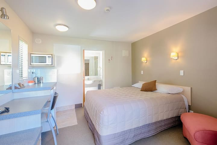 Compact Studio at Bella Vista Motel Whangarei
